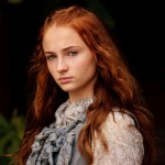 Ep3 scene 2.Actor Sophie Turner as Sansa Stark