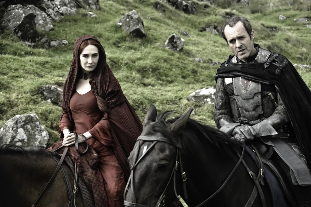 Stannis Melisandre