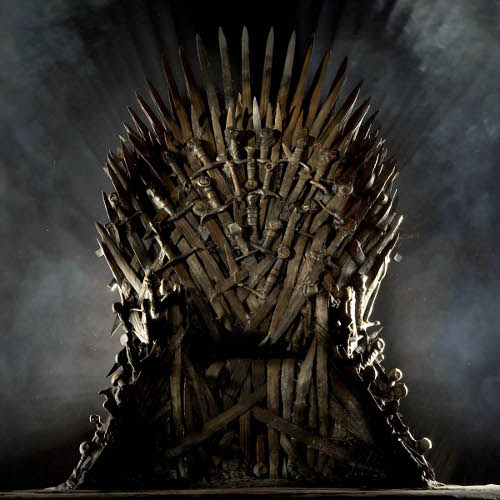 Game of Thrones_iron throne