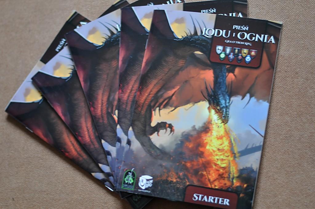 Gra o tron RPG Starter
