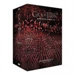 Gra o tron dvd sezon 1-4