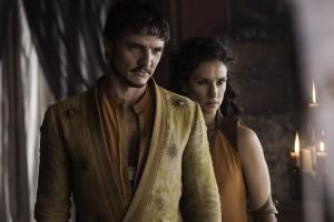 Oberyn i Ellaria