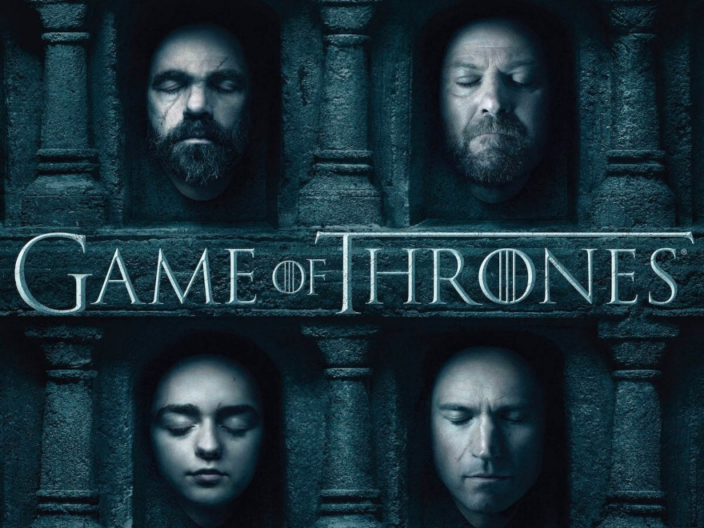game of thrones 6 season poster