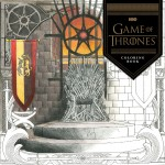 Official HBO's Game of Thrones Coloring Book