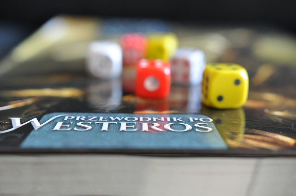 Księga Zasad k6 Gra o tron RPG