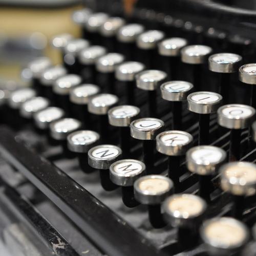 maszyna do pisania500px